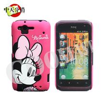 多普达htcg20手机壳倾心rhyme HTCG20手机套s510b保护套 卡通米奇 价格:17.10