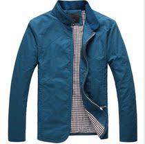 2013春秋装男士正品纯棉海澜夹克之家男装韩版立领杰克外套琼斯潮 价格:142.80