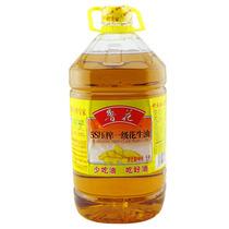 鲁花5S压榨一级花生油(桶装 5L)上海满额免运费 价格:146.00