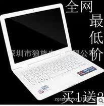 二手Hasee/神舟 承龙 F4500D1正品笔记本电脑14寸/13寸上网超级本 价格:550.00