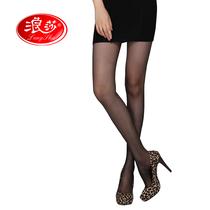 浪莎加裆丝袜连裤袜超薄性感时尚百搭夏季6双装L260 价格:49.00