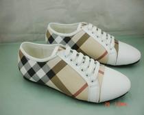 热卖Burberry/巴宝莉商务英伦男鞋 时尚休闲潮流男士 情侣真皮鞋 价格:172.00