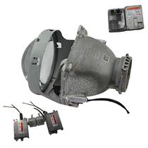 丰田雅士利大灯总成改装海拉3双光透镜 拆车件 海拉3代双光透镜 价格:700.00