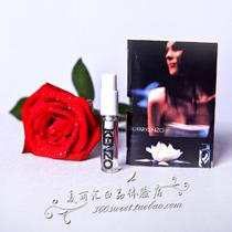 KENZO高田贤三-水之恋 女士正品试管香水小样2ML 带喷头 淡女香水 价格:4.20