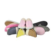 幸运鸟棉靴2013冬季棉拖M-TX一家三口棉鞋居家拖鞋新品特价 价格:29.00
