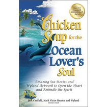 ☆正版☆Chicken Soup for the Ocean Lover