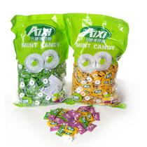 【聚喜欢】艾茜AIXI无糖薄荷糖 提神醒脑压片糖 袋装750g三味招待 价格:102.00