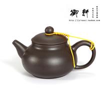 特价紫砂壶宜兴正品紫沙 仿古龙溪茶壶 矮西施壶摆设壶(可批发) 价格:9.99