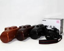 倍克 宾得 K-5II K30 Q10皮套 K52单反摄影包 真皮皮套 相机包 价格:35.00