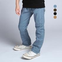 班比纳 童装 男童秋装2013新款 儿童裤子 男童裤子长裤 纯棉休闲 价格:58.00