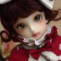 ID 岛社-1/6 BJD/SD女娃娃 圣诞版-婕西 (免邮+送假发眼珠头套) 价格:588.00