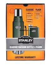 史丹利STANLEY不锈钢0.23L酒壶+1.1L保温水壶礼盒套装保温瓶 价格:165.00