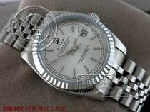 STEADY RX 恒动日志自动机械表116234-72600条丁面精钢情侣手表87 价格:320.00