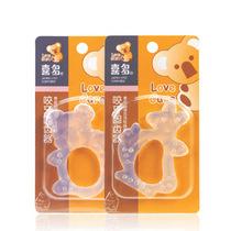 喜多婴幼儿造型咬牙固齿器 宝宝牙胶磨牙器 袋鼠无尾熊造型H14050 价格:9.00