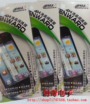 蓝极光4H贴膜 LG E730 KU9500 高清膜 磨砂膜 批发 价格:1.10