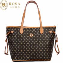 法国罗莎 女包手提单肩包 ROSA特价专柜正品潮流经典女士手跨包包 价格:199.00