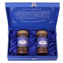 原装进口 JABLUM极品蓝100%纯正牙买加蓝山速溶咖啡礼盒 正品包邮 价格:168.00