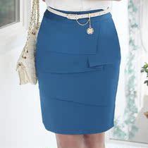 2013春夏季新款女装韩版职业短裙半身裙中裙修身韩国一步包臀裙41 价格:68.00