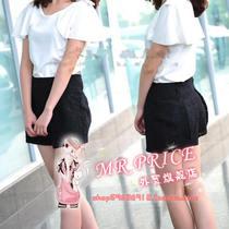原厂出货 专柜款 夏季女装 镂空 蕾丝 热裤 短裤 时尚 价格:95.00