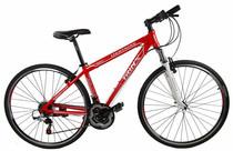 千里达闪电RA271直把减震城市公路山地车 快拆轮自行车 21速单车 价格:910.00