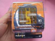 [广州杨氏]NARVA 利华灯泡 91651 H1 CO+ 12V55W 黄金眼 德国制造 价格:107.00