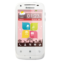 Lenovo/联想 A360手机 乐phone 3G智能 双卡双待 白粉现货 包邮 价格:399.00