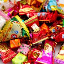 喜糖徐福记混合什锦糖新年货散装500g满99元包邮水糖果特价零食 价格:20.50