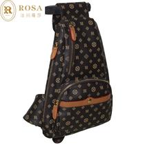 法国罗莎胸包女背包单肩包女包专柜正品特价新款学院风多包位新款 价格:139.00