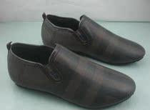 最新款2013时尚热卖Burberry/巴宝莉男鞋 休闲鞋 潮流商务套脚 价格:135.00