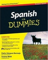 Spanish for Dummies  文献服务 价格:10.00