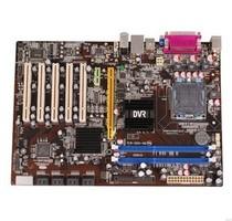 现货信步主板 NVR/DVR SV-H8125 支持DDR3 监控主板 G41主板 价格:718.00