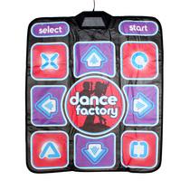 【PC配件】 USB跳舞毯 电脑跳舞毯  ★特价★ 送游戏 价格:40.00