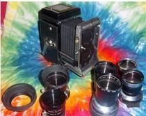 美国ebay代购 amazon代拍大中幅相机玛米亚 Mamiya C330 F Pro 价格:3700.00