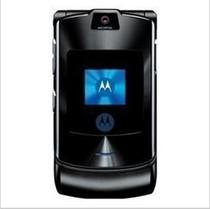 二手原装Motorola/摩托罗拉 V3ie翻盖时尚学生手机 价格:380.00
