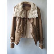 秋冬装女装欧洲站新款 皮毛一体羊羔绒机车皮衣修身短款外套 价格:174.24