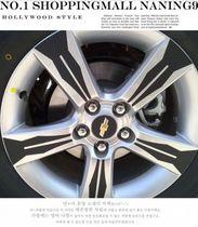科鲁兹cruze专用轮毂碳纤维贴纸克鲁兹钢圈轮胎碳纤维贴纸 价格:8.00