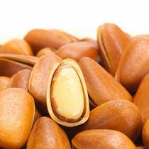 特价东北开口红松子 特价2斤包邮 原味松子味正饱满坚果干果批发 价格:22.90