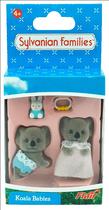 『专柜正品』森林家族 - 动物系列  无尾熊孪生宝宝 [04159] 价格:72.00