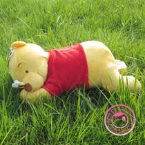 专柜正品超大号维尼熊公仔毛绒玩具正版小熊pooh玩偶娃娃厂家批发 价格:40.00