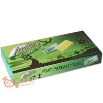 美国原装进口  安迪斯Andes双层薄荷巧克力132g 28片 价格:18.00