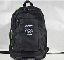 正品 宏基奥运五环双肩背包 笔记本电脑包 价格:29.50