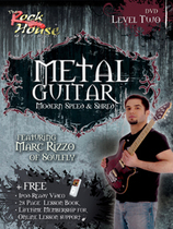 Marc Rizzo Modern, Speed & Shred Level 2 价格:20.00