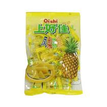 【天猫超市】上好佳 硬糖(凤梨味) 120g/包 休闲食品 水果糖 价格:3.60