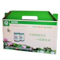 中国荷藕之乡 宝应 特产 千纤 莲藕汁240ML*10/礼盒 价格:36.00