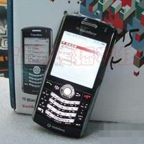 二手100%原装软解黑莓 8110手机 买就赠蓝牙耳机一个! 价格:150.00