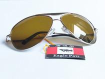 鹰派尔 仿生 偏光 司机镜 双梁 蛤蟆司机镜6022两色 价格:226.10