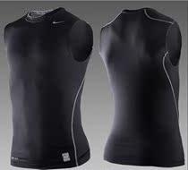 耐克NIKE Pro男子专业DRI-FIT运动训练无袖紧身背心269602-010四 价格:30.00