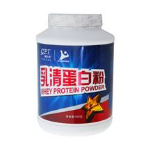康比特 纯乳清蛋白粉 康比特 蛋白粉健身 增健肌粉蛋白质粉750克 价格:238.00
