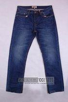 大码特价官网90欧元Chevignon雪威龙男牛仔裤直筒裤长裤 价格:120.00