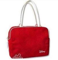 官方正品 迪士尼Mickey手提电脑包 9-14寸米奇笔记本单肩电脑包 价格:90.00